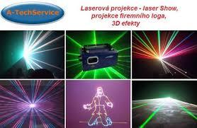 Pronájem laseru