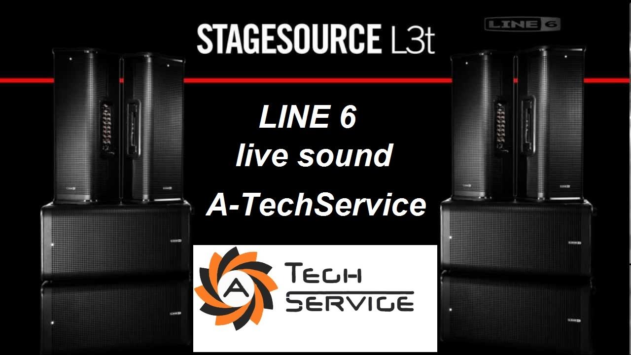 Půjčovna reproboxů k ozvučení A-TechService