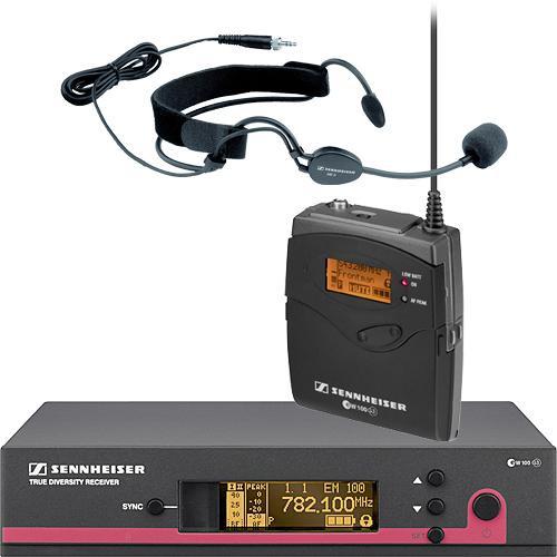Pronájem bezdrátového mikrofonu A-TechService