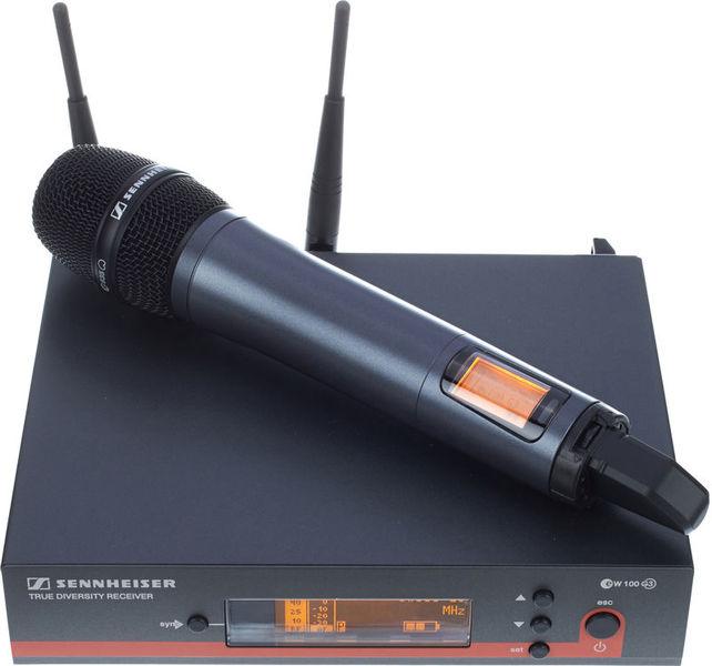 Půjčovna bezdrátového mikrofonu A-TechService