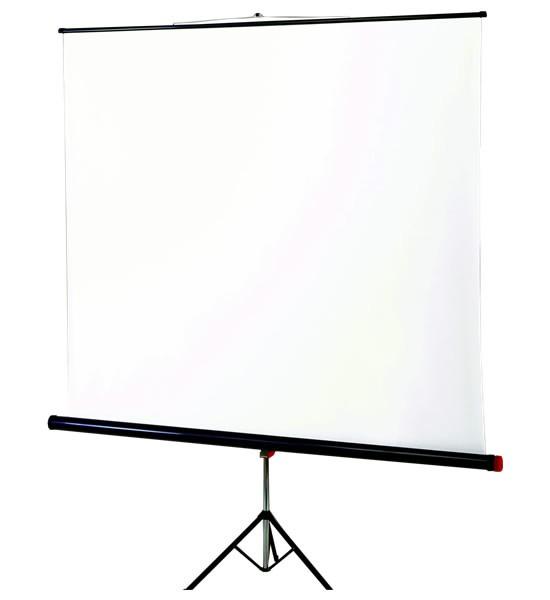 8d184bf54 Pronájem projekčního stativového plátna 152x152 cm
